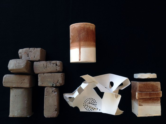 GB Sculptural bookwork and Architectural component casts